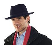 Шляпа STETSON арт. 2118201 PENN (темно-синий)